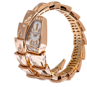 Bvlgari Serpenti Ladies Watch 101995
