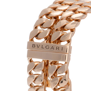 Bvlgari Catene Rose Gold 31mm Ladies Watch 102052