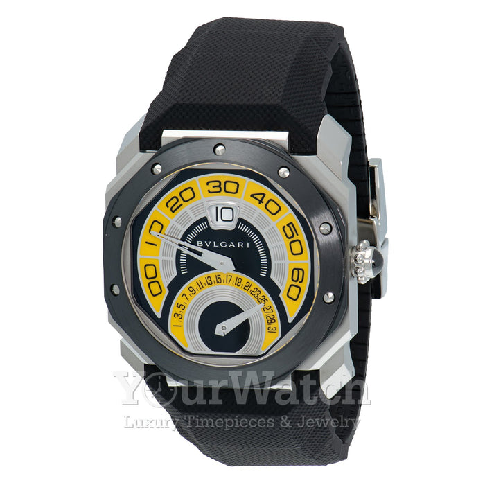 Bvlgari Octo Bi Retro Automatic Men's Watch