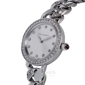 Bvlgari Catene White Gold 31mm Ladies Watch 102298