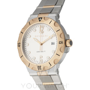 Bvlgari-Bvlgari Diagono Scuba Professional Automatic Men's Watch-102325-$6100.00