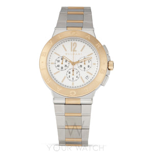 Bvlgari Diagono Chronograph Automatic Men's Watch 102332