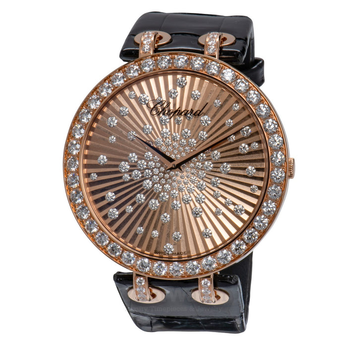 Chopard-Xtravaganza Rose Gold Watch-134235-5001-$46370.00