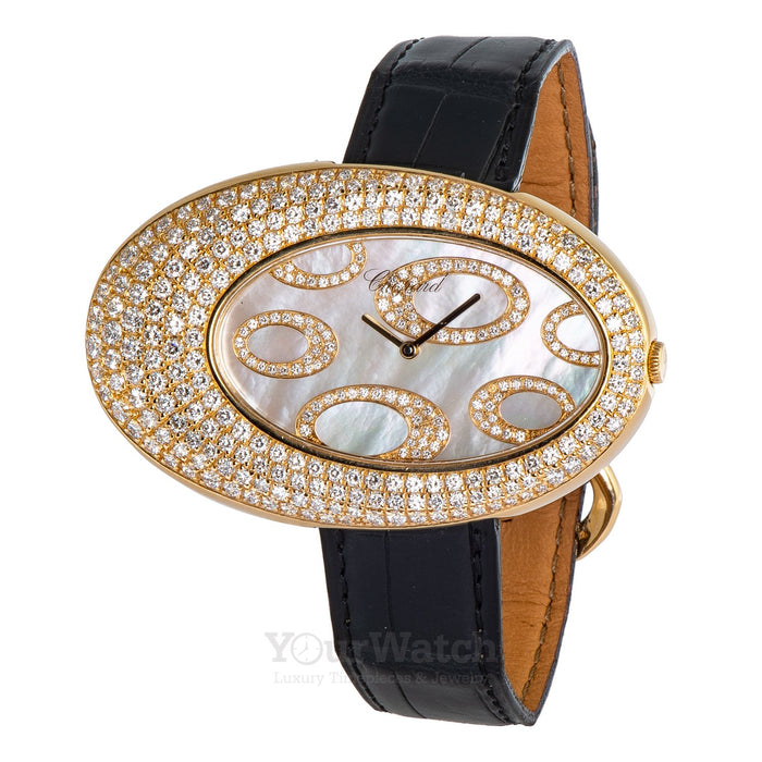 Chopard Classique Yellow Gold Ladies Watch