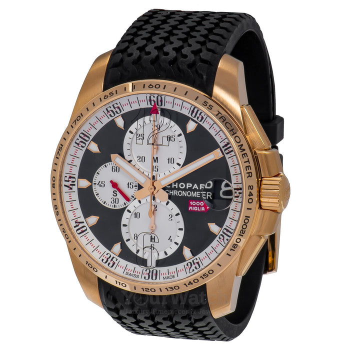 Chopard Mille Miglia Rose Gold 44mm Mens Watch