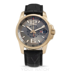 Chopard Mille Miglia GT XL GMT Rose Gold Mens Watch 161277-5001
