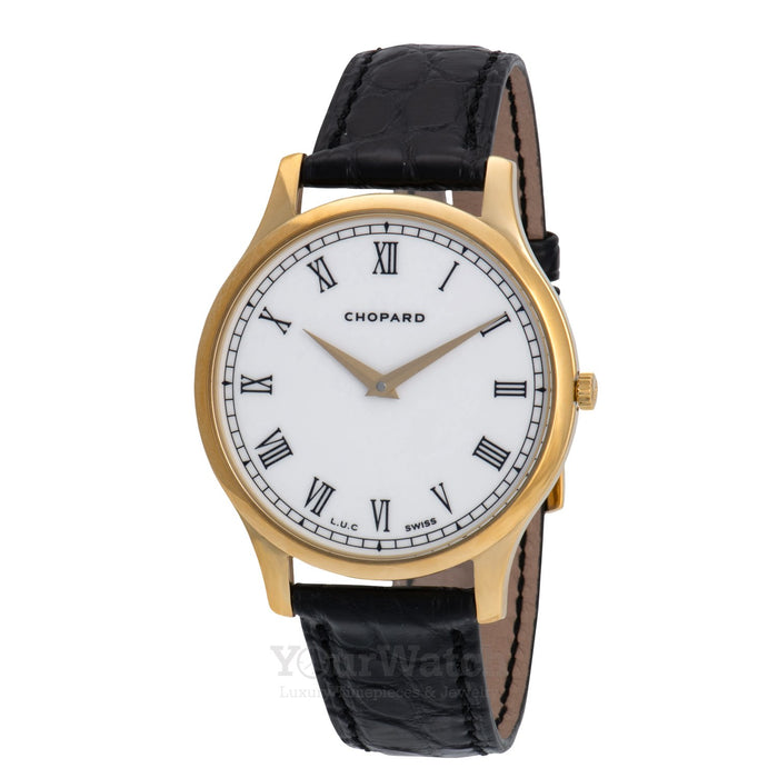 L.U.C XP Classic 18 Carat Yellow Gold Mens Watch