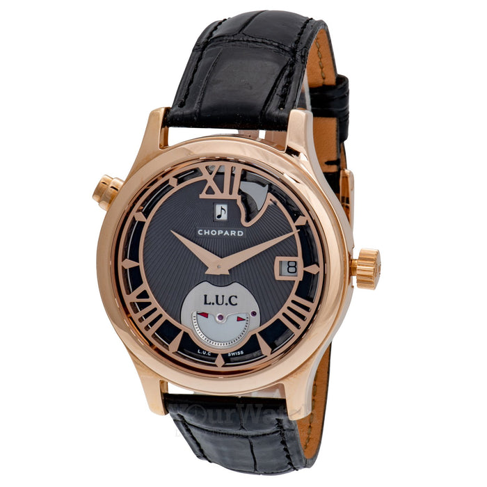 Chopard L.U.C Strike One 18 Carat Rose Gold Mens Watch