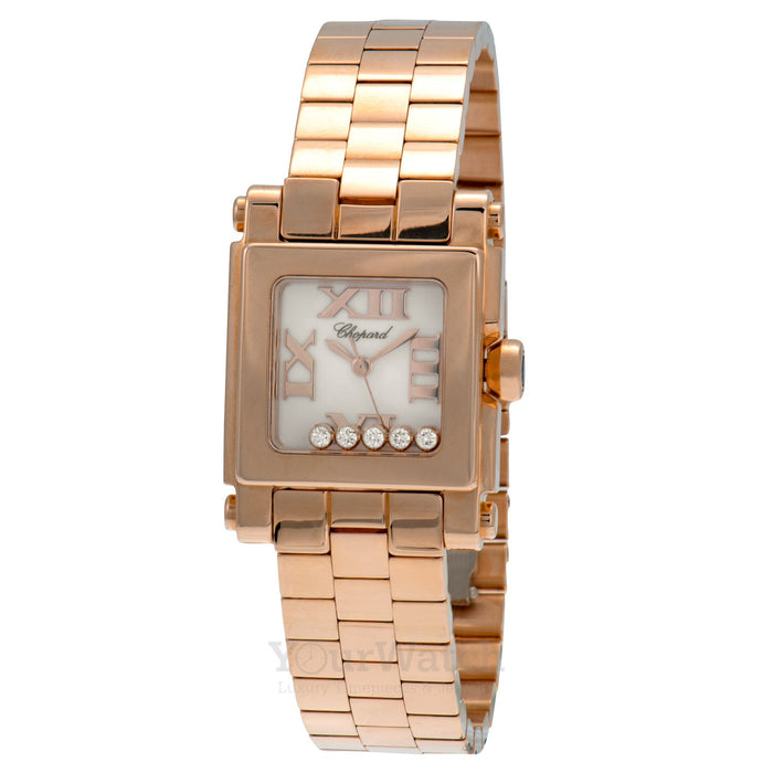 Chopard Happy Sport Square Quartz 32mm Ladies Watch