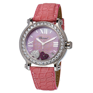 Chopard-Happy Sport Happy Hearts Ladies Watch-278475-2002-$13700.00