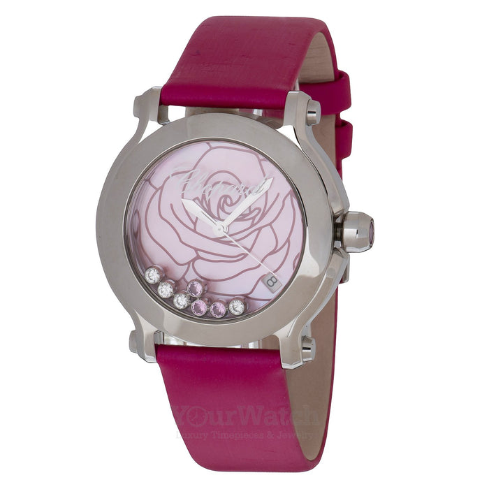 Happy Sport La Vie en Rose Ladies Watch