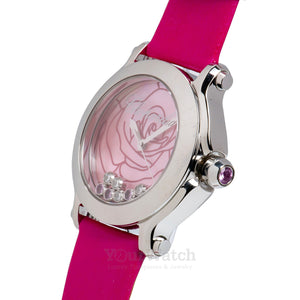 Chopard Happy Sport La Vie en Rose Ladies Watch 278475-3029