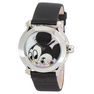 Chopard Happy Sport Happy Mickey Mouse Ladies Watch 278475-3032
