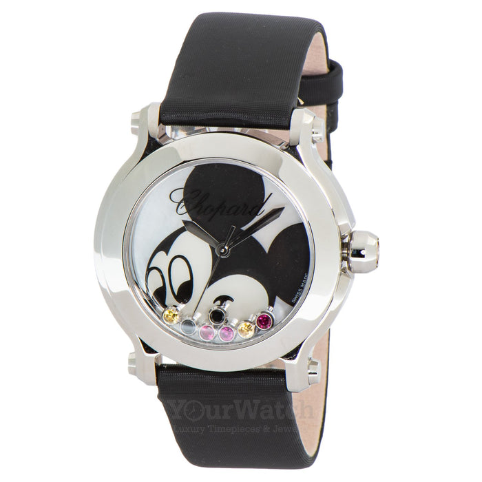 Chopard Happy Sport Happy Mickey Mouse Ladies Watch