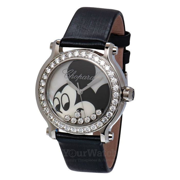 Chopard-Happy Sport Happy Mickey Mouse Ladies Watch-278475-3033-$12390.00