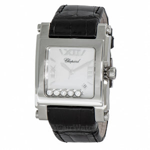 Chopard Happy Sport Square Quartz Ladies Watch 288447-3001
