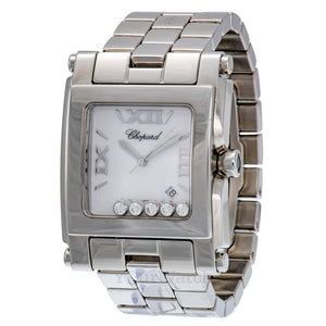 Chopard Happy Sport Square Quartz XL Ladies Watch 288467-3001