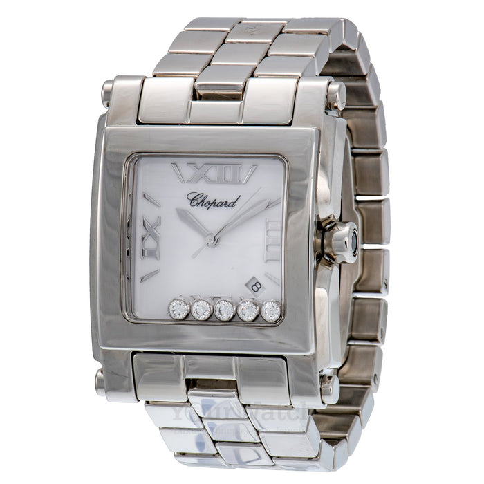 Happy Sport Square Quartz XL Ladies Watch