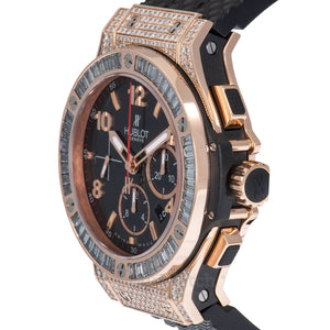 Big Bang Rose Gold Chronograph 44m Men's Watch 301.PX.130.RX.094