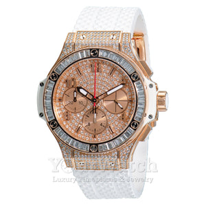 Hublot Big Bang 41mm Rose Gold Ladies Watch 341.PE.9114.RX.094