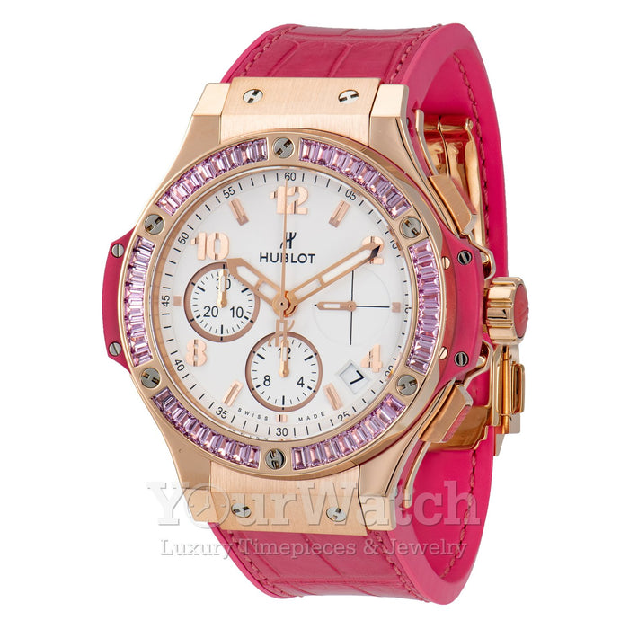 Hublot Big Bang Gold Tutti Frutti 41mm Ladies Watch