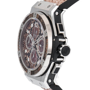 Hublot Big Bang Boa Bang Chronograph Ladies Watch