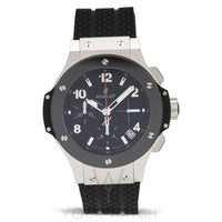 Hublot-Hublot Big Bang Automatic Chronograph Carbon Fiber Dial Men's Watch-341.SB.131.RX-$8125.00