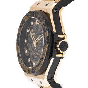 Hublot-Big Bang Broderie Yellow Gold and Diamond Ladies Watch-343.VX.6580.NR.BSK16-$18395.00