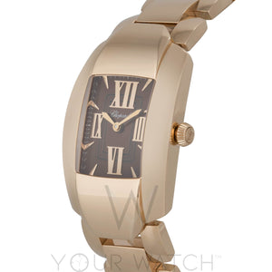 Chopard La Strada Square Quartz 44mm 18K Rose Gold Ladies Watch 419254-5002