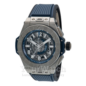 Hublot Big Bang Unico GMT Automatic Titanium Men's Watch 471.NX.7112.RX