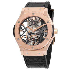 Hublot Classic Fusion Tourbillon 45mm Mens Watch