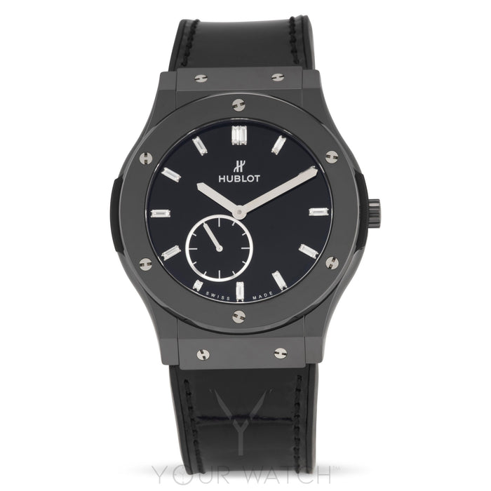 Hublot-Hublot Classic Fusion Classico Ultra Thin 45mm Mens Watch Night Out Limited Edition-515.CS.1270.VR-$12803.00