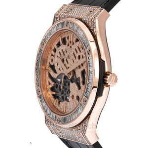 Hublot Classic Fusion Ultra-Thin Skeleton 45mm Mens Watch 515.OX.9000.LR.0904