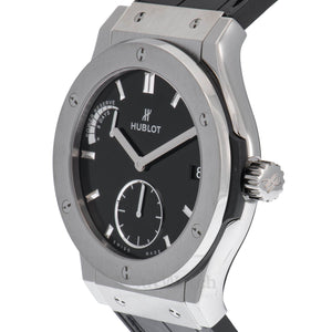 Hublot Classic Fusion Power Reserve 8 Days 45mm Mens Watch 516.NX.1470.LR