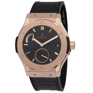 Hublot Classic Fusion Power Reserve 45mm Mens Watch