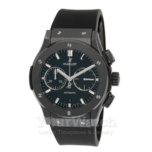 Hublot Classic Fusion Chronograph 45mm Mens Watch 521.CM.1171.RX