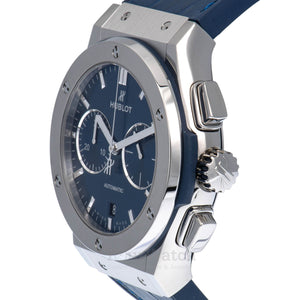 Hublot Classic Fusion Chronograph 45mm Mens Watch 521.NX.7170.LR