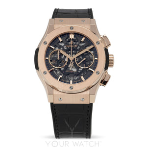 Hublot Classic Fusion Aerofusion Chronograph 45mm Mens Watch 525.OX.0180.LR