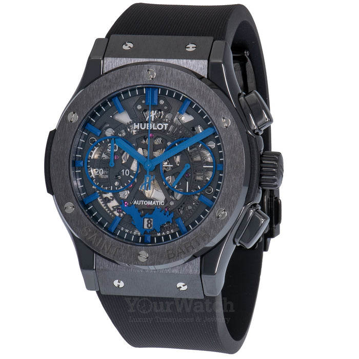Hublot Classic Fusion Limited Edition Saint Barth 45mm Mens Watch