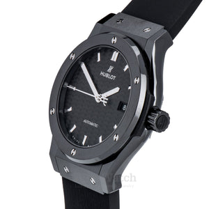 Hublot-Hublot Classic Fusion Automatic 42mm Black Magic Mens Watch-542.CM.1771.RX-$4900.00
