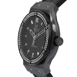 Hublot Classic Fusion Automatic 38mm Mens Watch 565.CM.1170.LR.1104