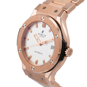 Hublot Classic Fusion Automatic 38mm Mens Watch 565.OX.2610.OX