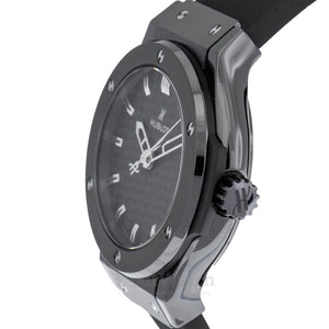 Hublot-Hublot Classic Fusion Quartz Ceramic 33mm Ladies Watch-581.CM.1770.RX-$4460.00
