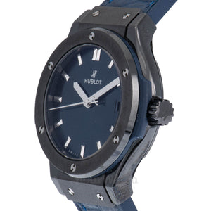 Hublot-Hublot Classic Fusion Quartz 33mm Ladies Watch-581.CM.7170.LR-$4620.00