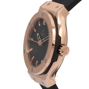Hublot Classic Fusion Quartz Gold 33mm Ladies Watch 581OX1180RX