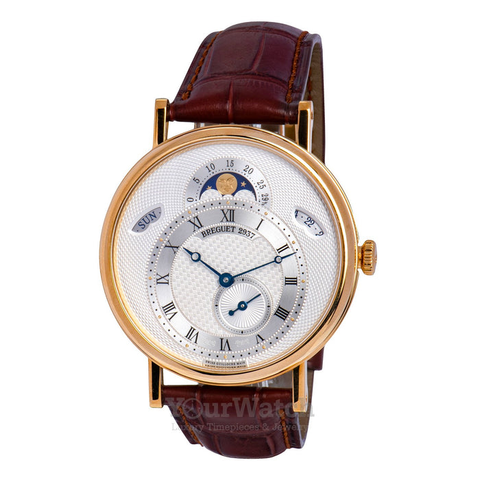 Classique Automatic Moonphase Watch