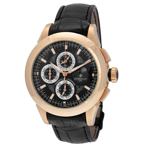 Perrelet Perpetual Calender Moonphase Men's Watch A3023-1