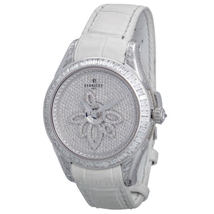 Perrelet Prestige Edition Flower Diamond Ladies Watch A7007-2