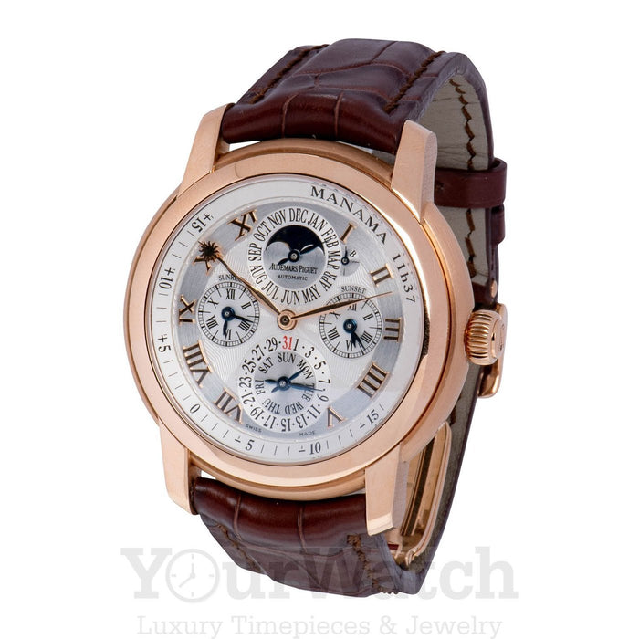 Jules Audemars Equation of Time Men's Watch