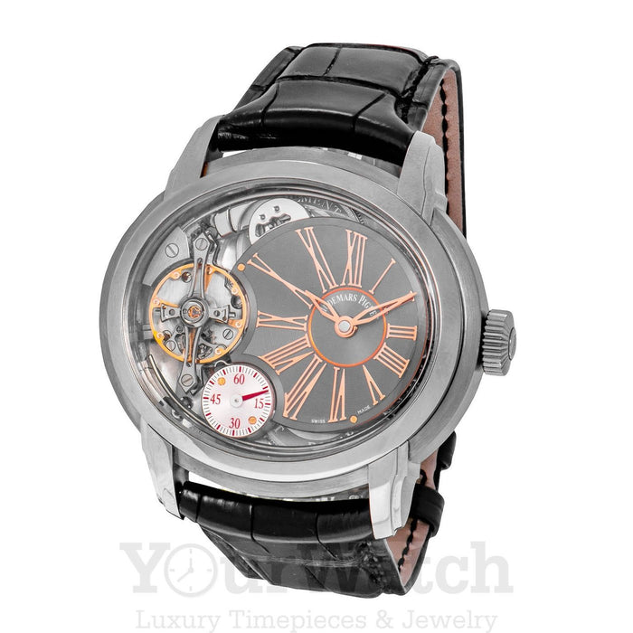 Audemars Piguet Millenary Minute Repeater Men's Watch